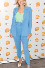 "Ashley James at ""Good Morning Britain TV Show in London 2019/04/26 9"