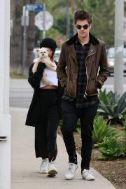 Ashley Tisdale and Christopher French in West Hollywood 2019/04/28 1