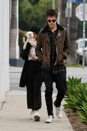 Ashley Tisdale and Christopher French in West Hollywood 2019/04/28 8