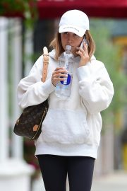 Ashley Tisdale Arrives at Training Mate in Studio City 2019/04/29 1
