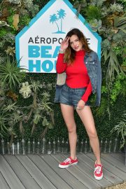 Bella Thorne at AeroBeachHouse by Aeropostale in Malibu 2019/04/27 11
