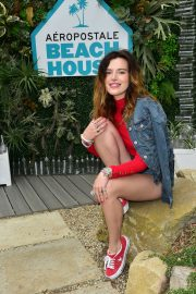 Bella Thorne at AeroBeachHouse by Aeropostale in Malibu 2019/04/27 13