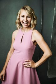 Beverley Mitchell for 2018 Winter TCA Photos 4