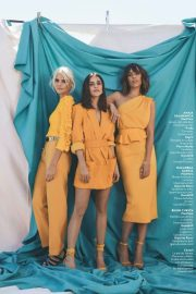 Blanca Suarez, Belen Cuesta, Macarena Garcia and Amaia Salamanca in Instyle Magazine, Spain May 2019 9