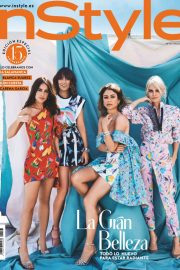Blanca Suarez, Belen Cuesta, Macarena Garcia and Amaia Salamanca in Instyle Magazine, Spain May 2019 12