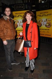 Bonnie Langford at 9 to 5 Theater Production in London 2019/04/17 1