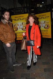 Bonnie Langford at 9 to 5 Theater Production in London 2019/04/17 3