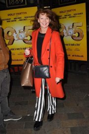 Bonnie Langford at 9 to 5 Theater Production in London 2019/04/17 4