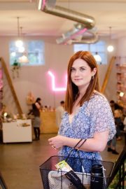 Bonnie Wright at Swimwear Brand Fair Harbor in Brooklyn 2019/04/25 1