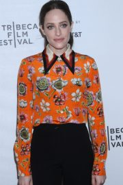 Carly Chaikin at The 2019 Tribeca Film Festival in New York 2019/04/28 2