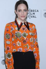 Carly Chaikin at The 2019 Tribeca Film Festival in New York 2019/04/28 9