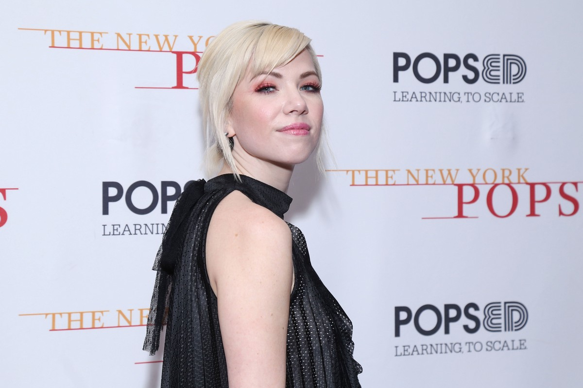Carly Rae Jepsen at The New York Pops 36th Birthday Gala Dinner 2019/04/29 1