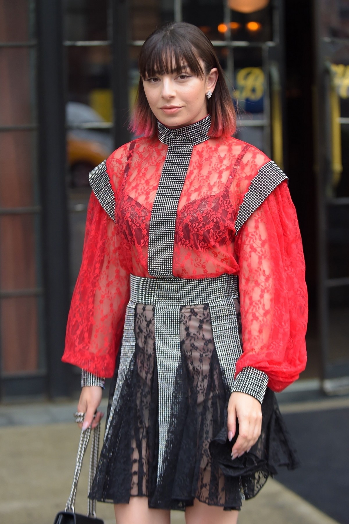 Charli XCX Out The Bowery Hotel in New York 2019/04/30 1