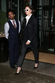 Charlize Theron Out a Midtown Hotel in New York 2019/04/30 11