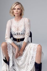 Charlize Theron Photoshoot for Christian Dior Parfums 2018 7