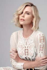 Charlize Theron Photoshoot for Christian Dior Parfums 2018 8