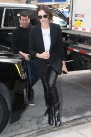 """Charlize Theron Promotes """"Long Shot In New York 2019/04/29 3"""