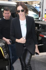 """Charlize Theron Promotes """"Long Shot In New York 2019/04/29 9"""