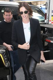 """Charlize Theron Promotes """"Long Shot In New York 2019/04/29 10"""