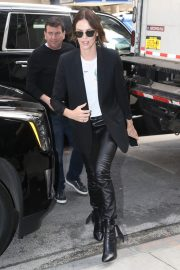 """Charlize Theron Promotes """"Long Shot In New York 2019/04/29 12"""
