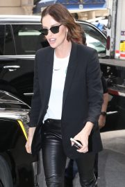 """Charlize Theron Promotes """"Long Shot In New York 2019/04/29 13"""