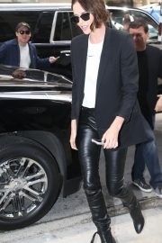 """Charlize Theron Promotes """"Long Shot In New York 2019/04/29 14"""