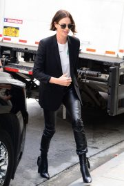 """Charlize Theron Promotes """"Long Shot In New York 2019/04/29 18"""