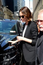 """Charlize Theron Promotes """"Long Shot In New York 2019/04/29 21"""