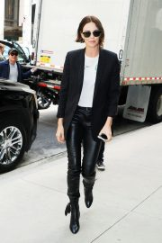 """Charlize Theron Promotes """"Long Shot In New York 2019/04/29 25"""
