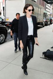 """Charlize Theron Promotes """"Long Shot In New York 2019/04/29 26"""