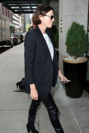 """Charlize Theron Promotes """"Long Shot In New York 2019/04/29 28"""