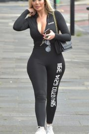 Chloe Ferry Out and About in Newcastle 2019/04/25 4