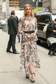 Christina Applegate at The Late Show with Stephen Colbert in New York 2019/04/29 4