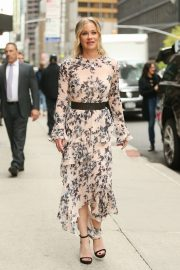 Christina Applegate at The Late Show with Stephen Colbert in New York 2019/04/29 8