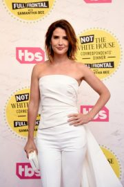 COBIE SMULDERS at Not The White House Correspondents' Dinner in Washington, D.C. 2019/04/26 2
