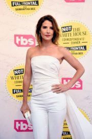 COBIE SMULDERS at Not The White House Correspondents' Dinner in Washington, D.C. 2019/04/26 3
