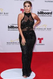 Daniella Alvarez at 2019 Billboard Latin Music Awards Press Room in Las Vegas 2019/04/25 2