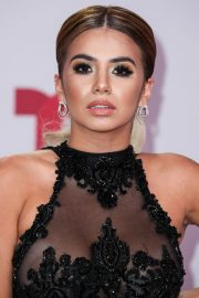 Daniella Alvarez at 2019 Billboard Latin Music Awards Press Room in Las Vegas 2019/04/25 4