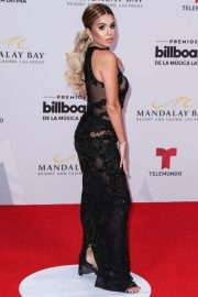Daniella Alvarez at 2019 Billboard Latin Music Awards Press Room in Las Vegas 2019/04/25 8