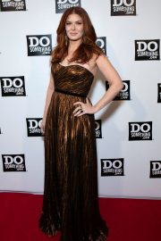 Debra Messing at 2019 DoSomething Gala 2019/04/29 12