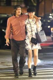 Diane Kruger and Norman Reedus Out for Dinner in New York 2019/04/25 6