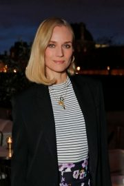 Diane Kruger Out for Dinner at Loulou in Paris 2019/04/26 5