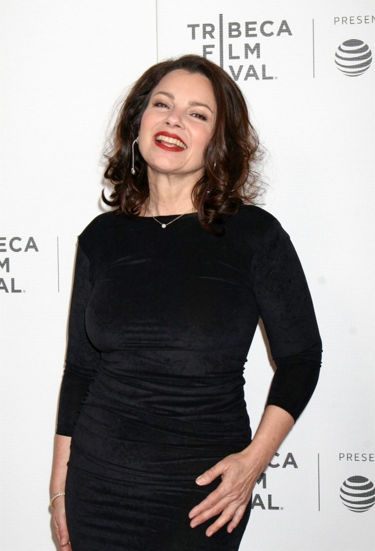 Fran Drescher at 2019 Tribeca Film Festival Premiere in New York 2019/04/29 1