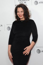 Fran Drescher at 2019 Tribeca Film Festival Premiere in New York 2019/04/29 7