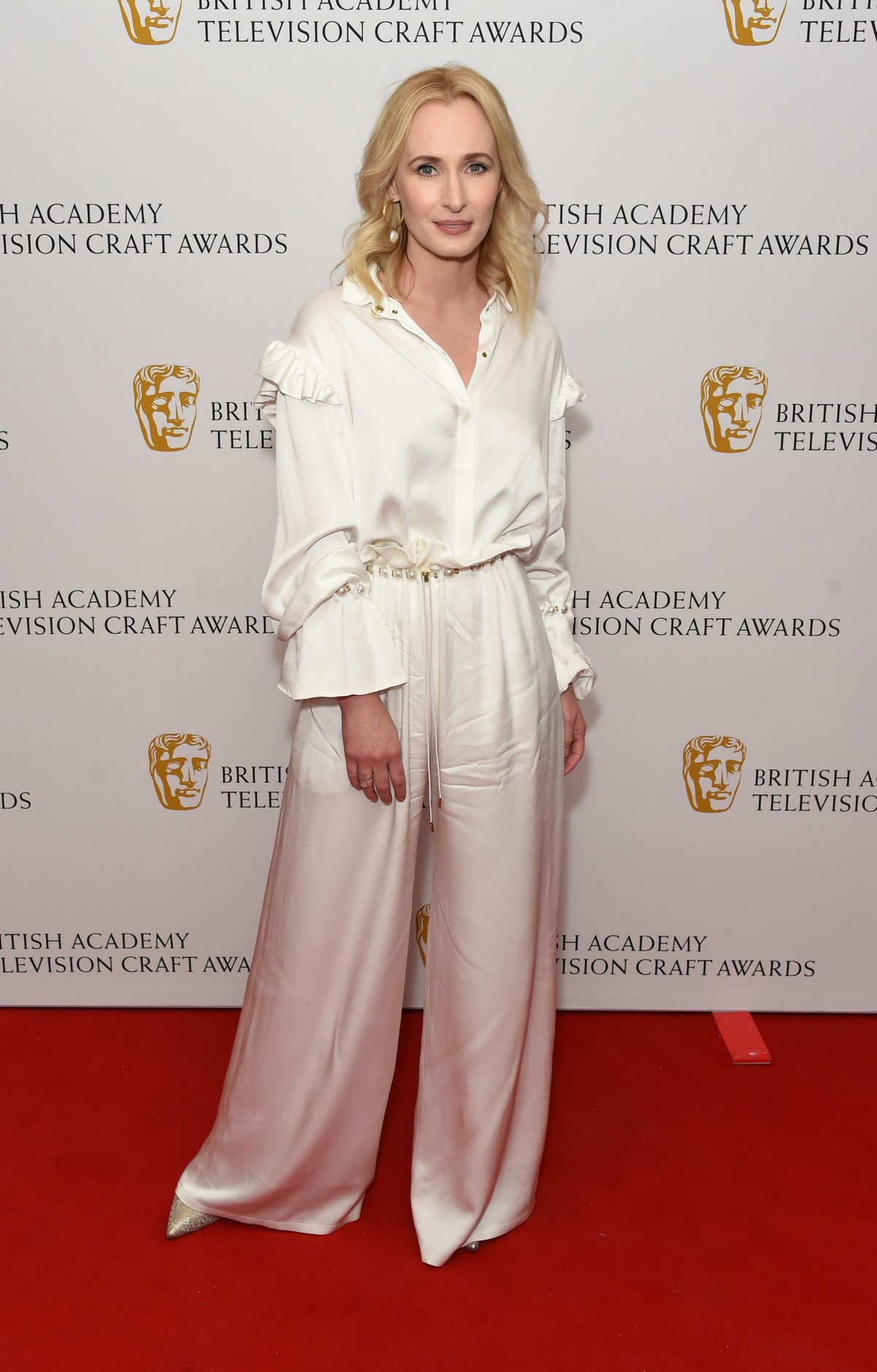 Genevieve O'Reilly at 2019 British Academy Television Craft Awards in London 2019/04/28 1