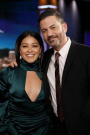 Gina Rodriguez at Jimmy Kimmel Live 2019/04/17 4