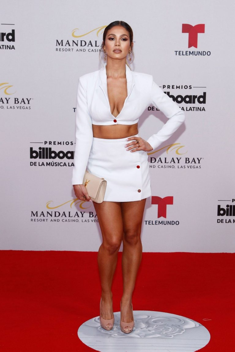 Greice Santo at 2019 Billboard Latin Music Awards Press Room in Las Vegas | 04/25/2019 1