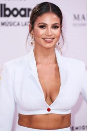 Greice Santo at 2019 Billboard Latin Music Awards Press Room in Las Vegas | 04/25/2019 2