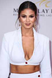 Greice Santo at 2019 Billboard Latin Music Awards Press Room in Las Vegas | 04/25/2019 8