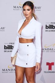 Greice Santo at 2019 Billboard Latin Music Awards Press Room in Las Vegas | 04/25/2019 9